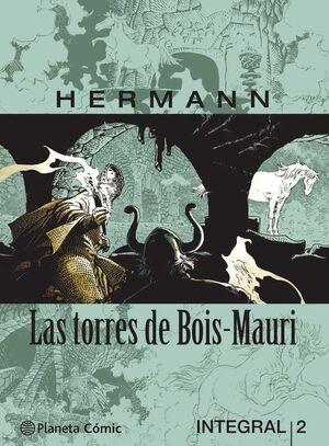 LAS TORRES DE BOIS-MAURI. INTEGRAL #02