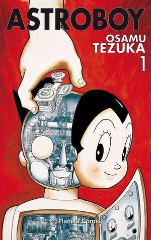 ASTRO BOY #01 (TOMO RECOPILATORIO - PLANETA COMICS)