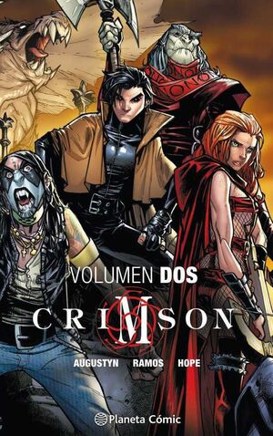 CRIMSON #02