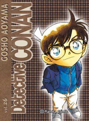 DETECTIVE CONAN #26 (NUEVA EDICION)