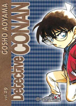 DETECTIVE CONAN #29 (NUEVA EDICION)