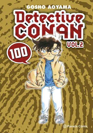 DETECTIVE CONAN II #100