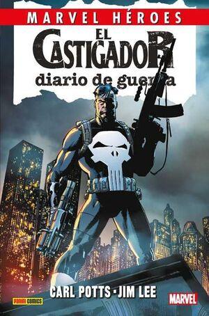 MARVEL HEROES #081: EL CASTIGADOR. DIARIO DE GUERRA