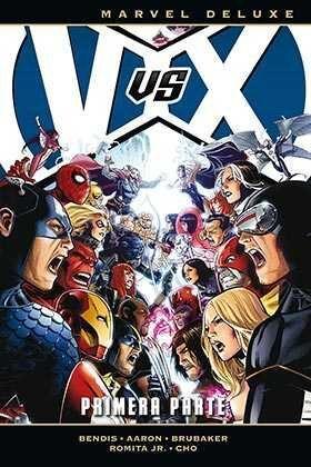 VVX: LOS VENGADORES VS LA PATRULLA-X #01 (MARVEL DELUXE)