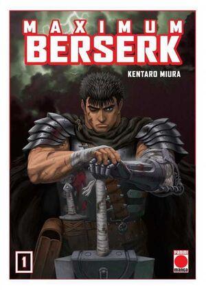 BERSERK MAXIMUM #01 (PANINI)