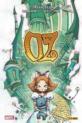 OZ INTEGRAL #02 (CLASICOS ILUSTRADOS MARVEL)