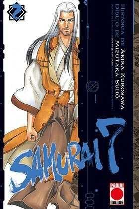 SAMURAI 7 #02 (PANINI)