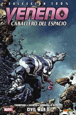 VENENO: CABALLERO DEL ESPACIO #02. CIVIL WAR II (100% MARVEL)