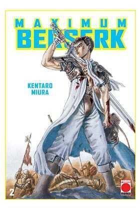 BERSERK MAXIMUM #02 (PANINI)