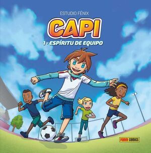 CAPI #01. ESPIRITU DE JUEGO