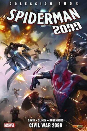 SPIDERMAN 2099 #05 CIVIL WAR 2099 (100%  MARVEL)