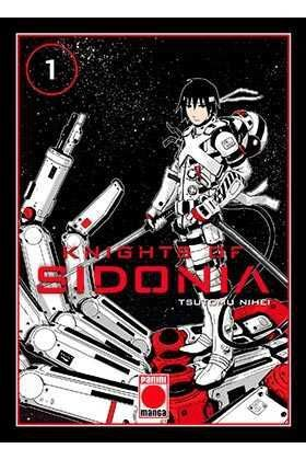 KNIGHTS OF SIDONIA #01