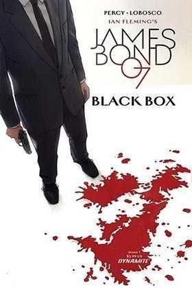 JAMES BOND #03 BLACK BOX (PANINI)