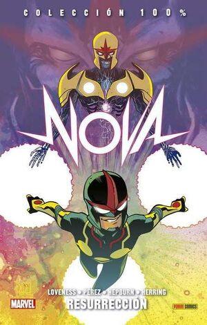 NOVA #08. RESURRECCION (100% MARVEL)