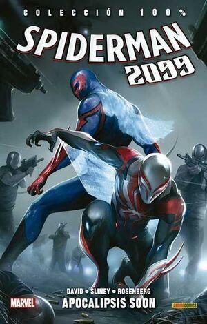 SPIDERMAN 2099 #06 APOCALIPSIS SOON (100%  MARVEL)