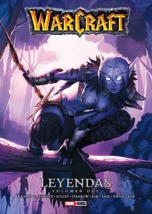 WARCRAFT: LEYENDAS #02 (PANINI)