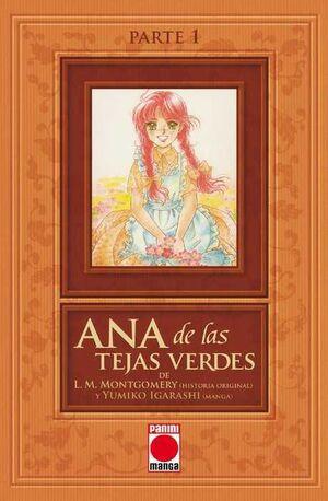 ANA DE LAS TEJAS VERDES #01
