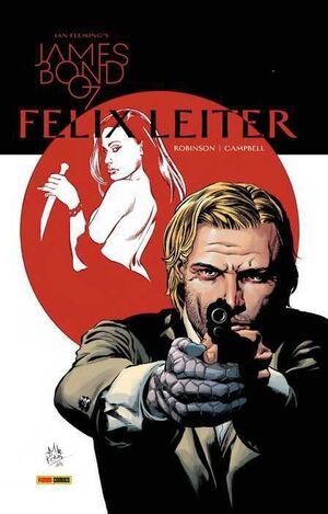 JAMES BOND #04 FELIX LEITER (PANINI)