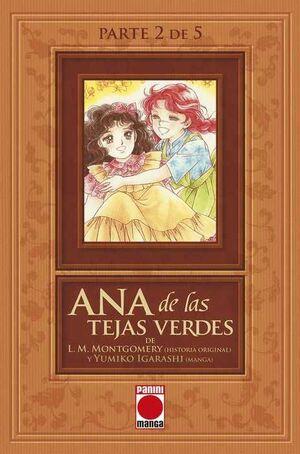 ANA DE LAS TEJAS VERDES #02