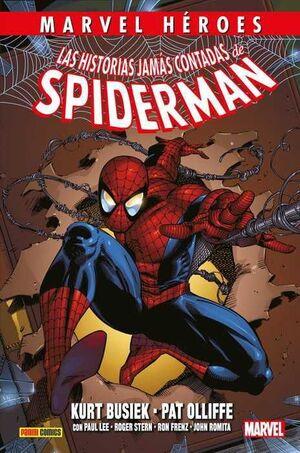 MARVEL HEROES #086: LAS HISTORIAS JAMAS CONTADAS DE SPIDERMAN