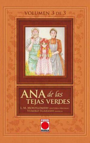 ANA DE LAS TEJAS VERDES #03
