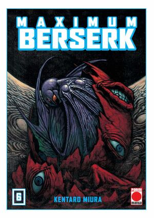 BERSERK MAXIMUM #06 (PANINI)