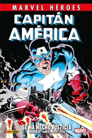 MARVEL HEROES #088: CAPITAN AMERICA DE MARK GRUNDEWALD 01
