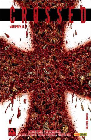 CROSSED #06 (PANINI)