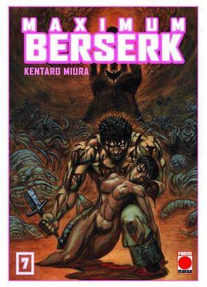 BERSERK MAXIMUM #07 (PANINI)