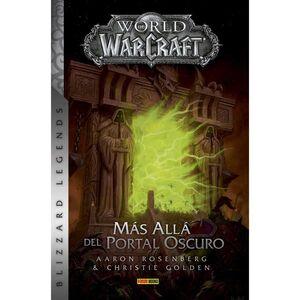 WORLD OF WARCRAFT. MAS ALLA DEL PORTAL OSCURO (NUEVA EDICION)