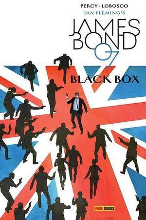 JAMES BOND #05 BLACK BOX (PANINI)
