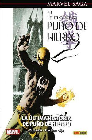 MARVEL SAGA #062. EL INMORTAL PUÑO DE HIERRO 01