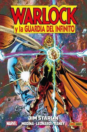 COLECCION JIM STARLIN #08. EL GUANTELETE DEL INFINITO: WARLOCK Y LA GUARDIA