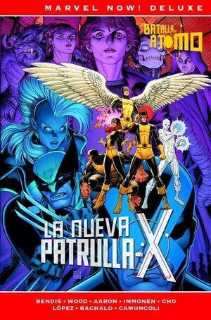 LA PATRULLA-X DE BRIAN MICHAEL BENDIS #03 (MARVEL NOW! DELUXE)