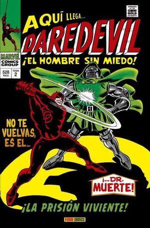 DAREDEVIL #02. EL HOMBRE SIN MIEDO: LA PRISION VIVIENTE! (MARVEL GOLD)