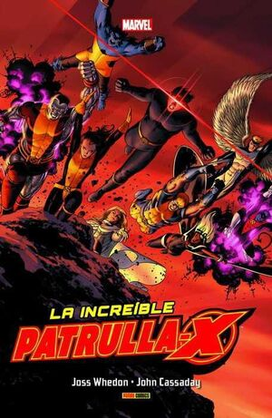 LA INCREIBLE PATRULLA-X #02 (MARVEL INTEGRAL)