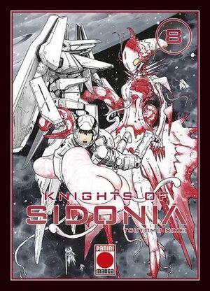 KNIGHTS OF SIDONIA #08