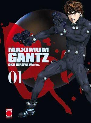 GANTZ MAXIMUM #01 (PANINI)