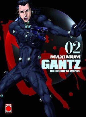 GANTZ MAXIMUM #02 (PANINI)