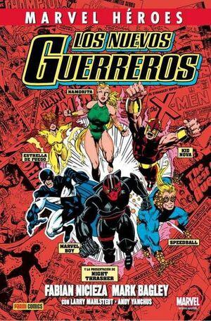 MARVEL HEROES #091: LOS NUEVOS GUERREROS 1