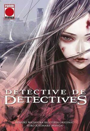DETECTIVE DE DETECTIVES #01