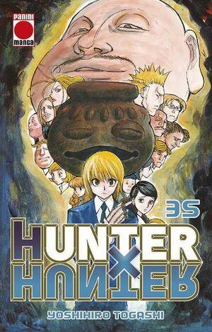 HUNTER X HUNTER #35
