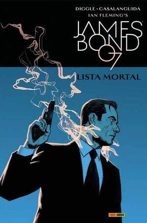 JAMES BOND #06 LISTA MORTAL (PANINI)
