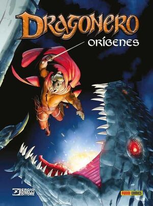 DRAGONERO #01. ORIGENES