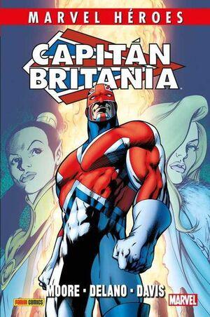 MARVEL HEROES #092: CAPITAN BRITANIA