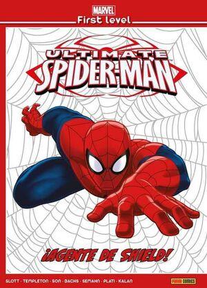 MARVEL FIRST LEVEL #04. ULTIMATE SPIDERMAN: AGENTE DE SHIELD!