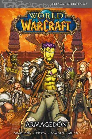WORLD OF WARCRAFT #04. ARMAGEDON (PANINI)