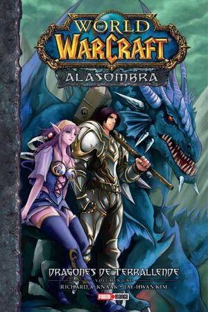 WORLD OF WARCRAFT: ALA SOMBRA #01. DRAGONES DE TERRALLENDE (PANINI-MANGA)