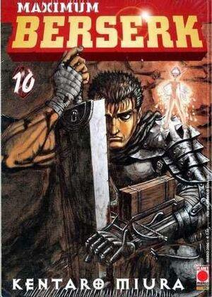 BERSERK MAXIMUM #10 (PANINI)