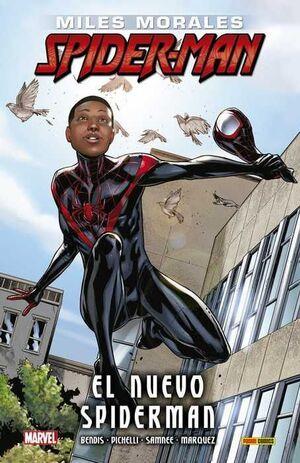 ULTIMATE SPIDERMAN. MILES MORALES #01. EL NUEVO SPIDER-MAN (ULTIM.INTEGRAL)